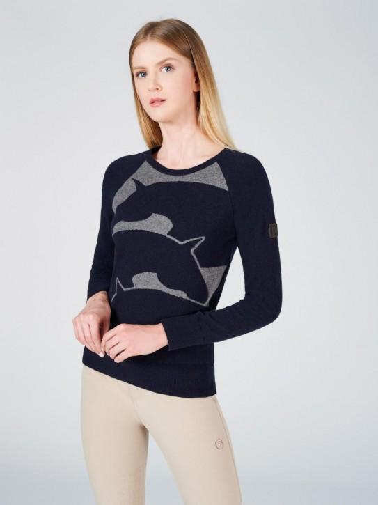Vestrum Damen Pullover Bourges Navy