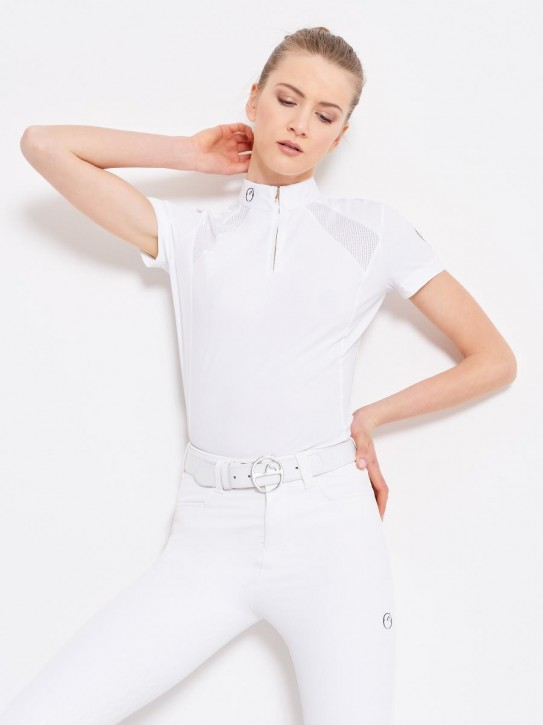 Vestrum Damen Turniershirt Southhampton weiß