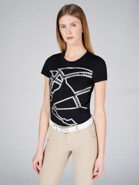 Vestrum Damen Shirt Varazze schwarz