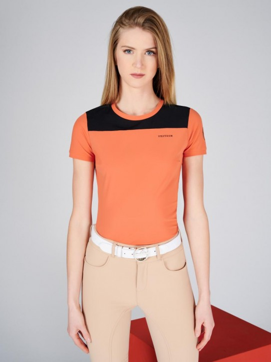 Vestrum Damen Trainingsshirt Saranda Dusty Orange