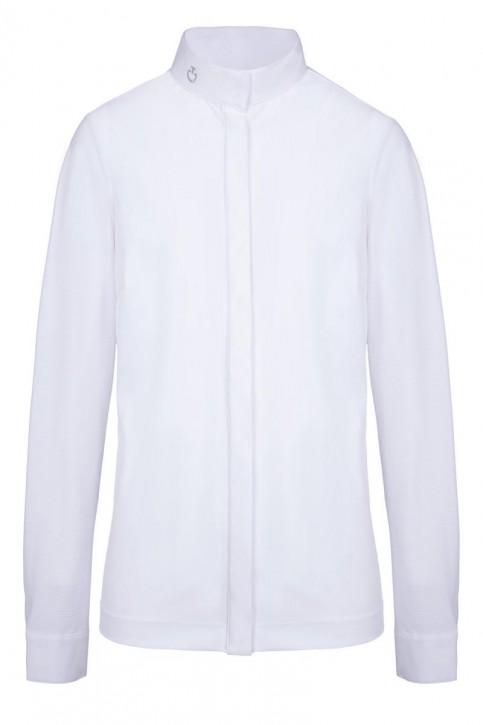 Cavalleria Toscana Damen Turniershirt weiß