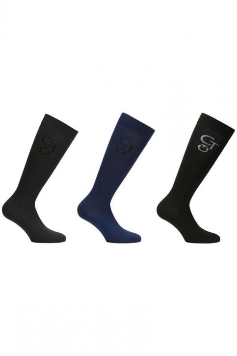 Cavalleria Toscana Socken 3er Pack