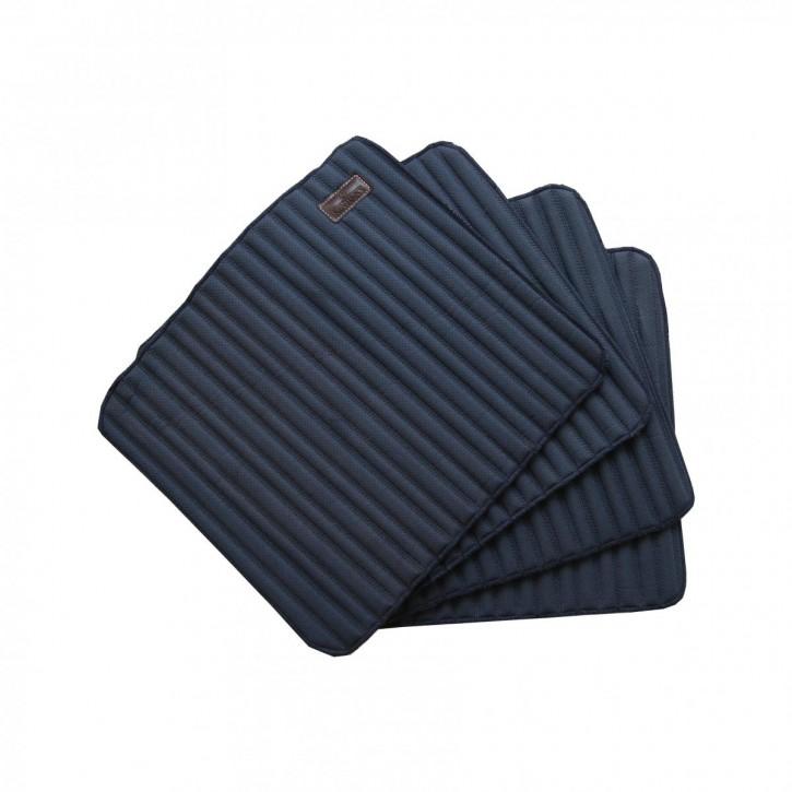 Kentucky Bandagenunterlagen 45 x 40 blau