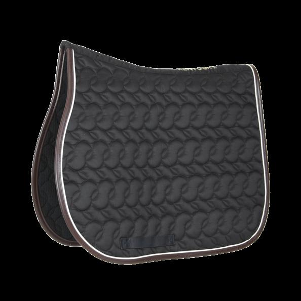 Kentucky Schabracke Springen ohne Logo schwarz