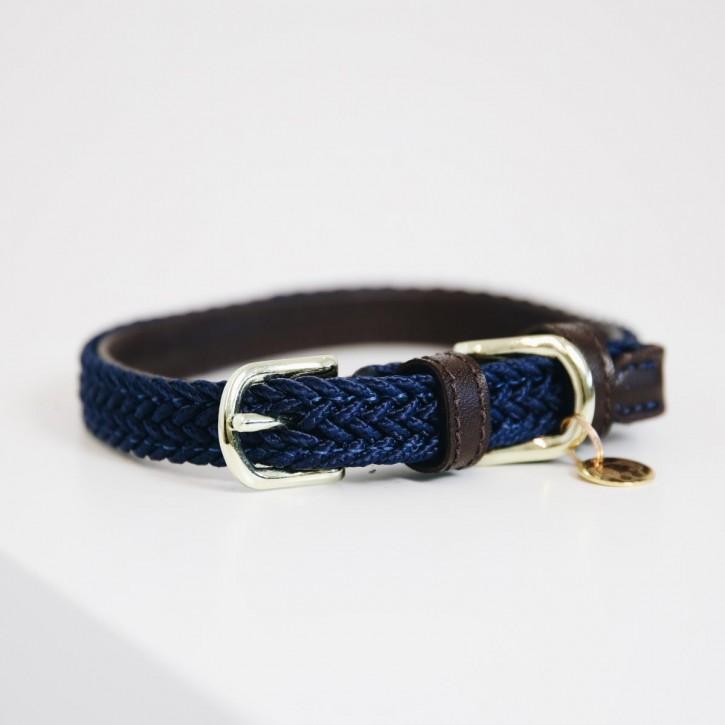 Kentucky Hundehalsband Nylon blau