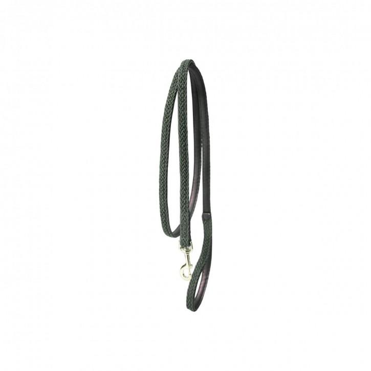 Kentucky Hundeleine Nylon olivgrün