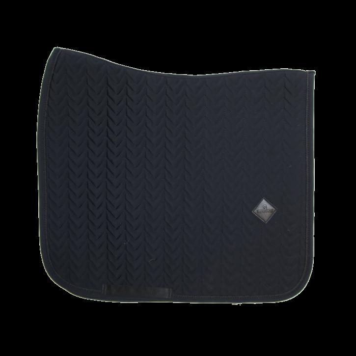 Kentucky Schabracke FISHBONE Dressur schwarz