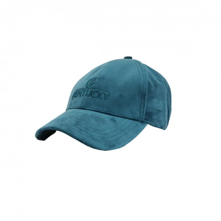 Kentucky Cap Velvet smaragd