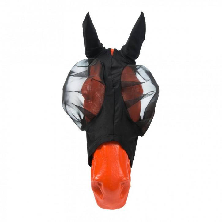Kentucky Fliegenmaske Slim Fit schwarz