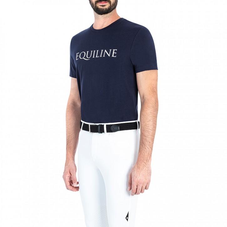 Equiline Herren Shirt Cridec Navy