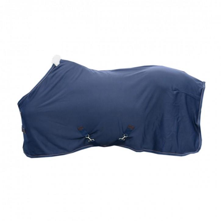 Kentucky Abschwitzdecke Fleece blau