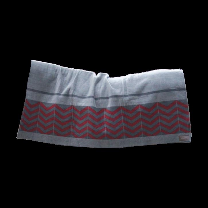Kentucky Heavy Fleece Square Fishbone 210 x 200