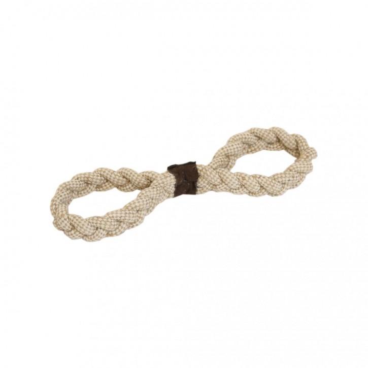 Kentucky Hundespielzeug Baumwollseil 8-Loop