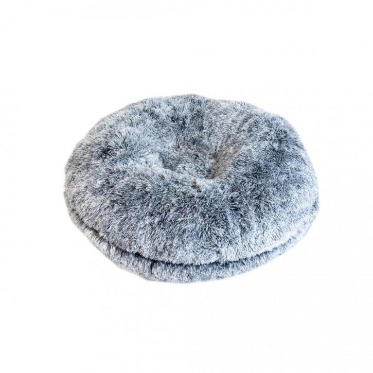 Kentucky Hundebett Comfort Donut grau