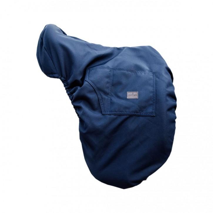 Kentucky Sattelschoner Dressur blau