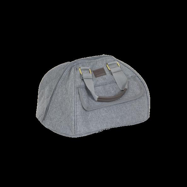 Kentucky Helmtasche Grau