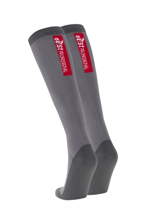 ea.St Socken/ Strümpfe One size -  2 Paar grau