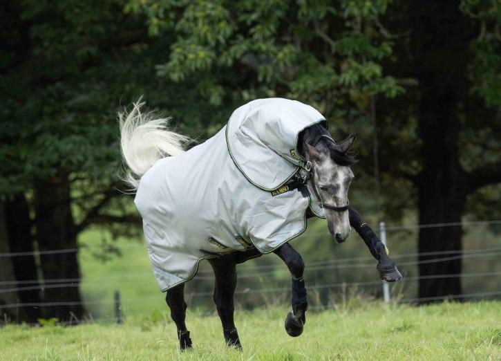 Horseware Rambo Duo Bundle Outdoor Deckenset Grau