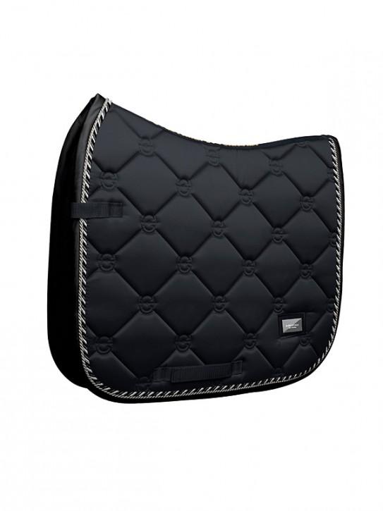 Equestrian Stockholm Dressur Schabracke Black Edition COB