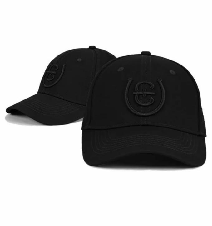 Equestrian Stockholm Cap Black Edition