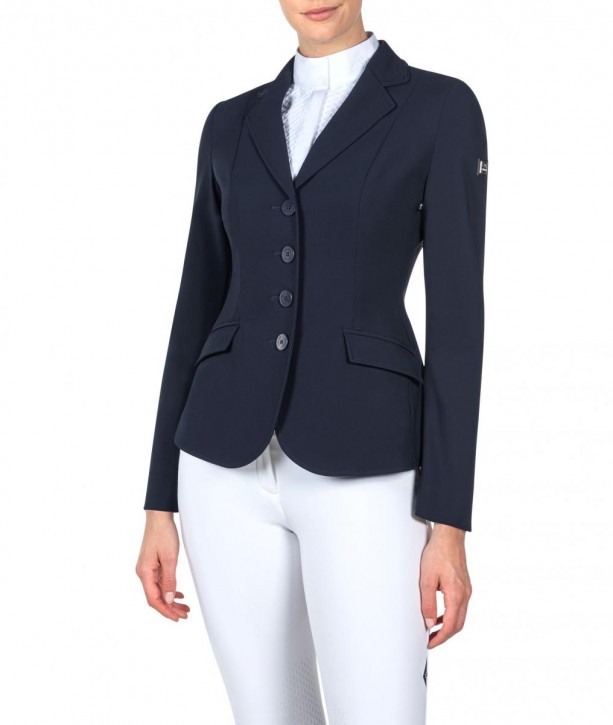 Equiline Damen Turnierjacket Miriamk navy