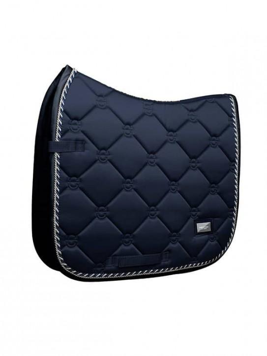 Equestrian Stockholm Dressur Schabracke Midnight Blue COB