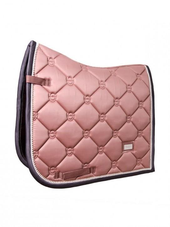 Equestrian Stockholm Dressur Schabracke Pink Pearl Full