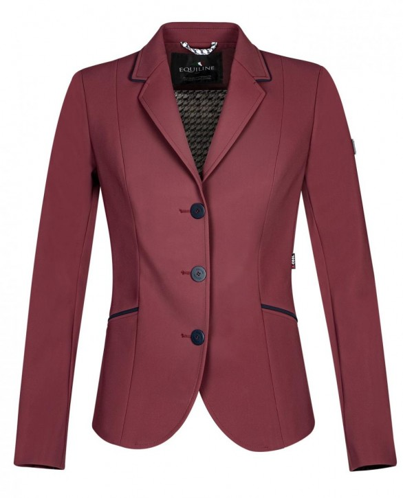 Equiline Turnier Jacket Damen Aster Bordeaux