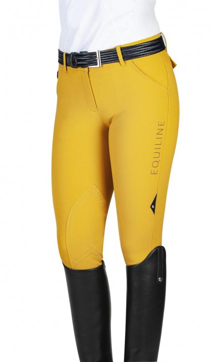 Equiline X-Grip Reithose Agata chinese yellow Gr. 36 (it.40)
