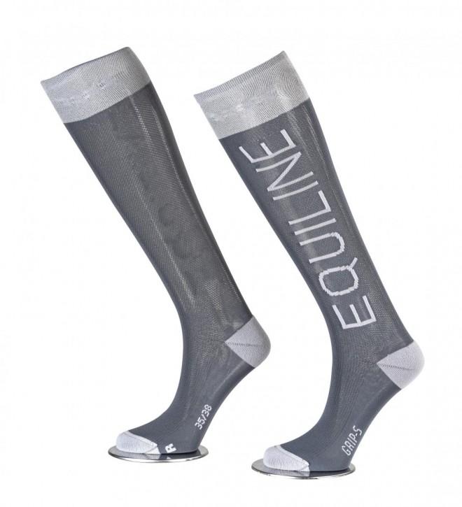 Equiline Socken Cassidy grau