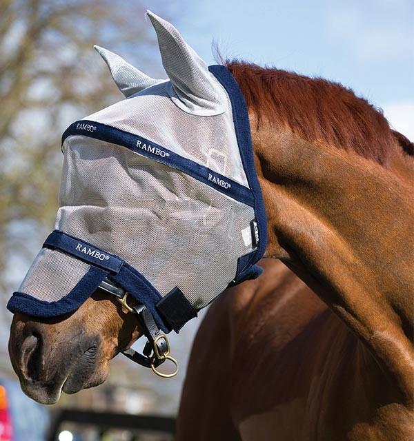 Horseware Rambo Plus Fliegenmaske
