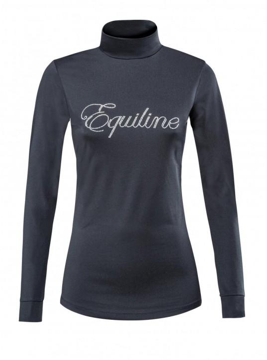 Equiline Damen Trainingsshirt navy