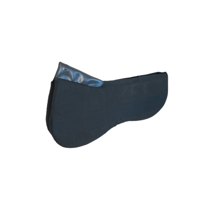 Kentucky Sattelpad Korrektur Impact schwarz 10mm