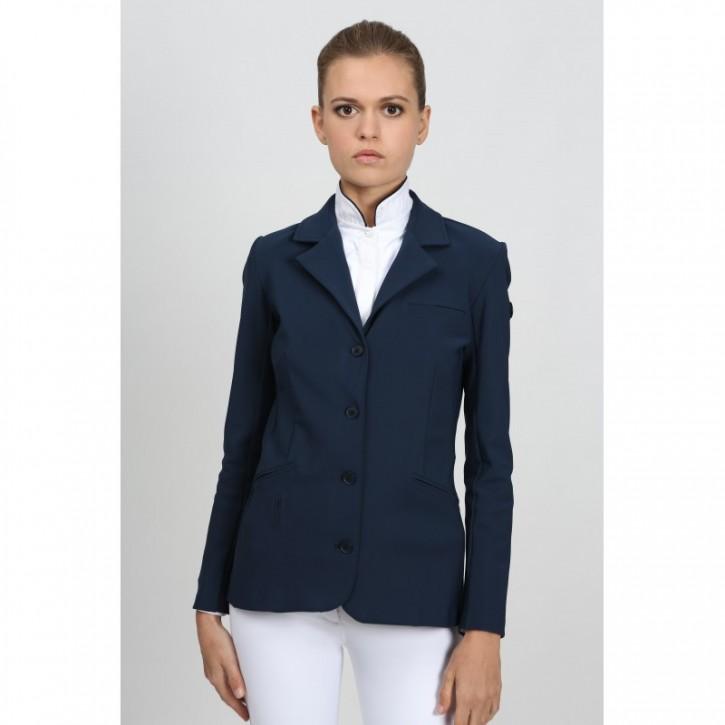 Turnier Jacket Zip'In Airbag Jade navy