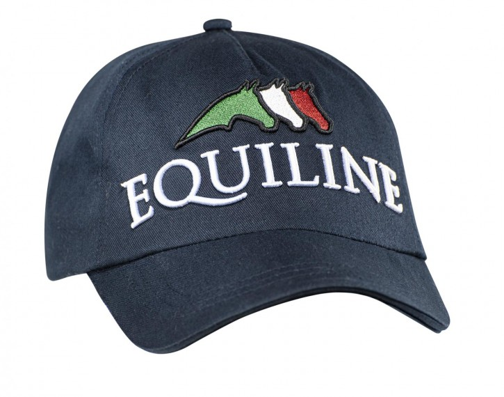 Equiline Team Cap navy