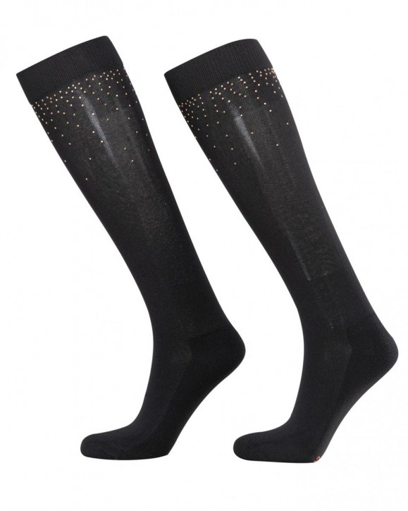 Equiline Socken GIBUTIG schwarz