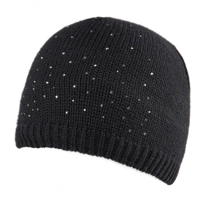 Equiline Mütze GENOAG schwarz