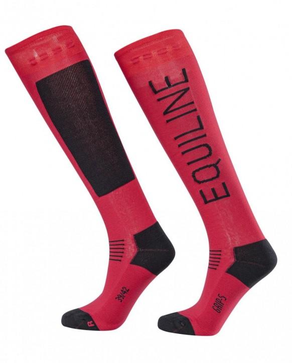 Equiline Socken CIRIEC rot