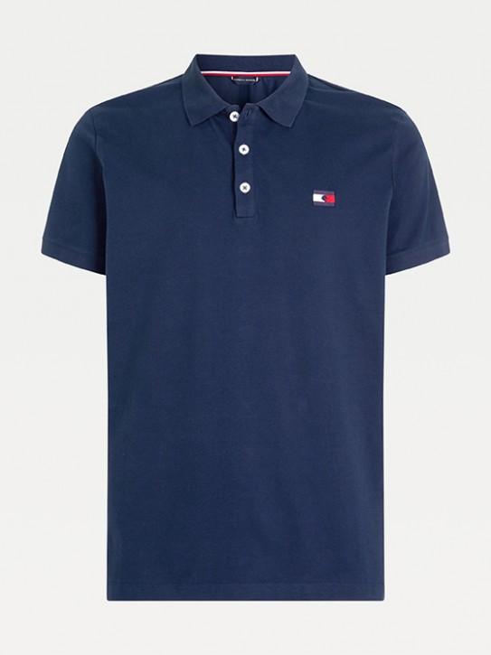 Tommy Hilfiger Equestrian Herren Polo-Shirt Navy
