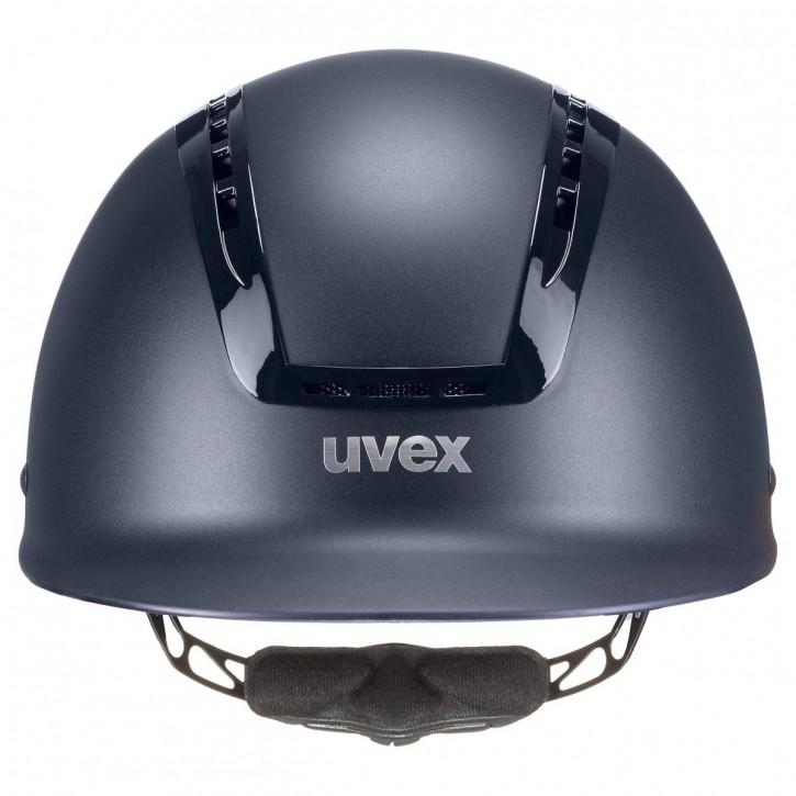 Uvex Reithelm Suxxeed Active blau