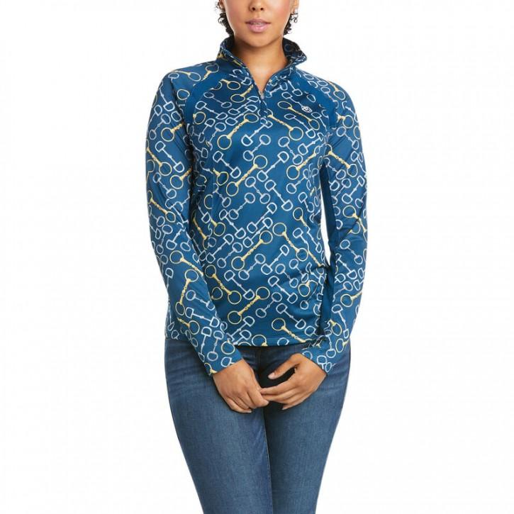 Ariat Damen Trainingsshirt Langarm Sunstopper 2.0