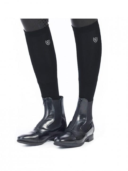 Equestrian Stockholm Socken Black Edition