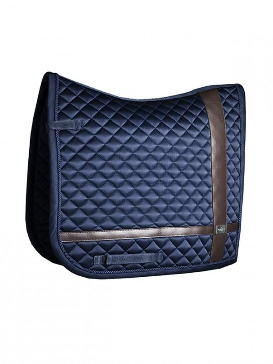 Equestrian Stockholm Dressur Schabracke Leather Deluxe Full