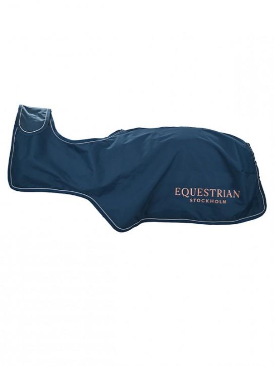 Equestrian Stockholm Trainingsdecke Monaco Blue