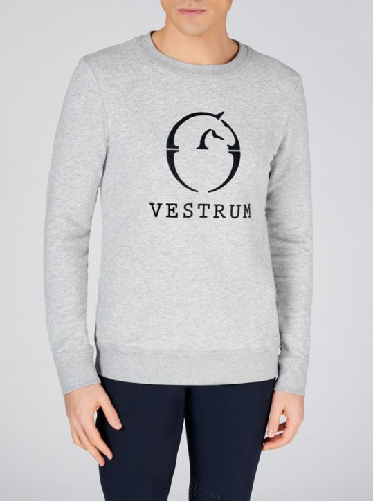 Vestrum Herren Sweater Narvik grau