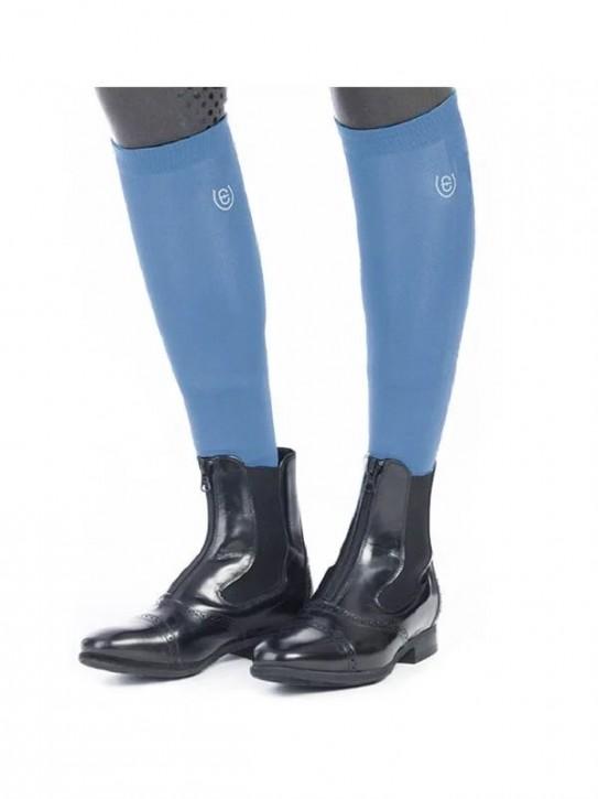 Equestrian Stockholm Socken Parisian Blue
