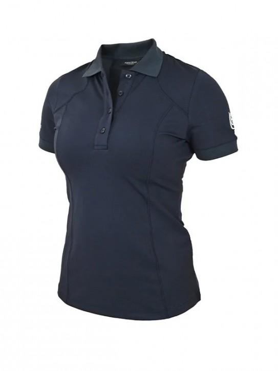 Equestrian Stockholm Polo Shirt Midnight Blue