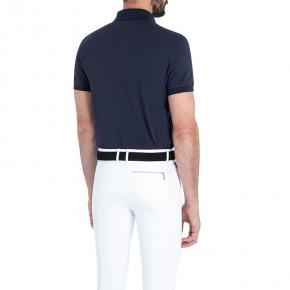 Equiline Herren Poloshirt Cersec Navy