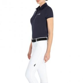 Equiline Damen Poloshirt Crisc Navy