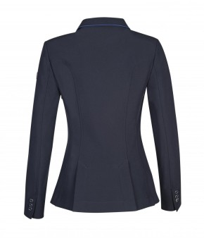 Equiline Damenturnierjacket Christine blau